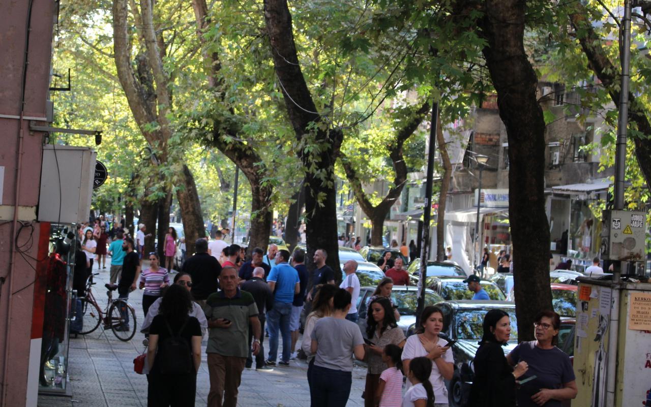 Qytetaret termeti Tirana (7)