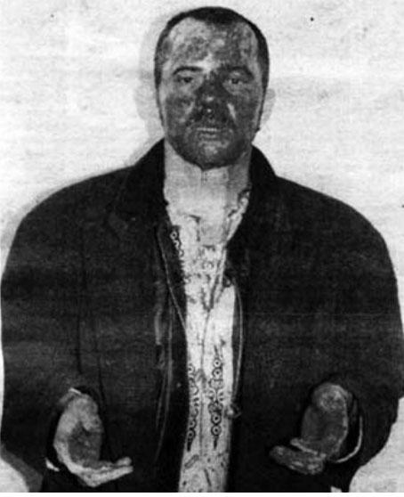 Edi Rama, i rrahur në janar të '97