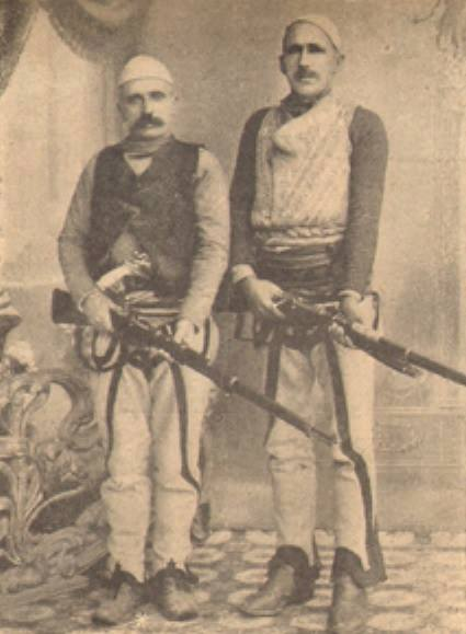 Isa_Boletini_and_friend_ca._1900