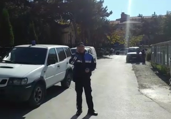 Policia-Korce-bomba-gjyqtari-markelian-kuqo