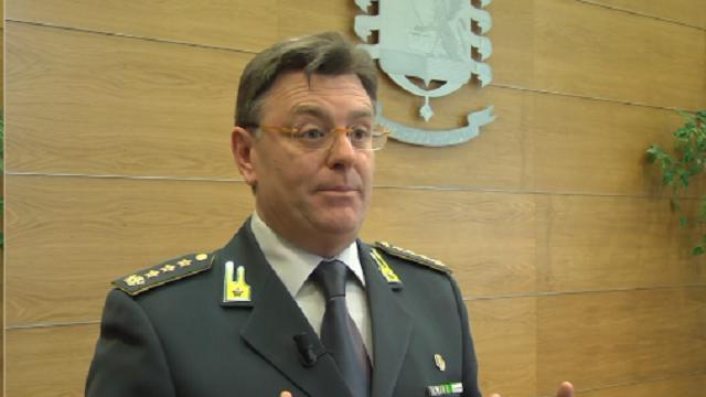 Gjenerali i Guardia di Finanza-s, Giuseppe Arbore