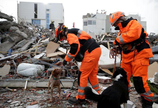 Earthquake strikes Albania