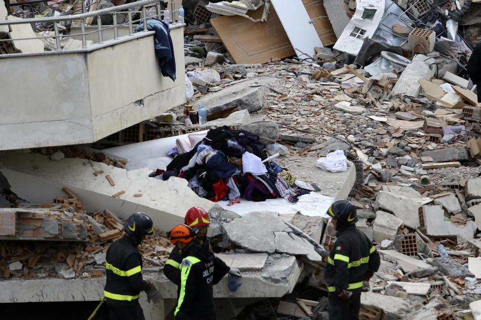 Sisma Albania: altra violenta scossa di magnitudo 5.1