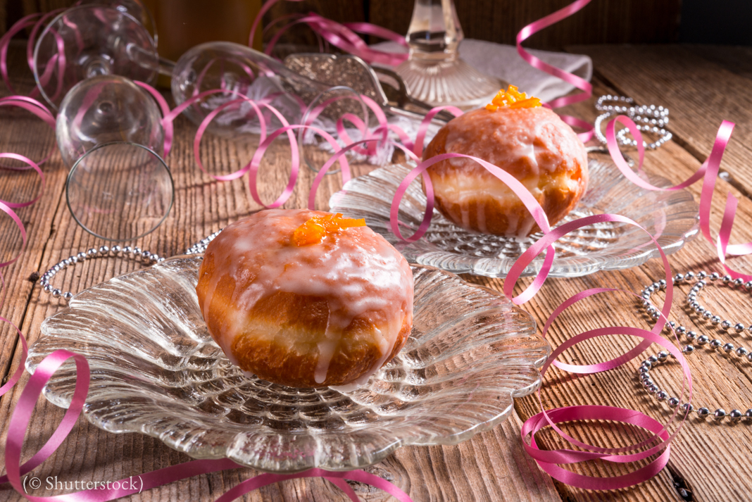 Berliner doughnut (© Shutterstock)