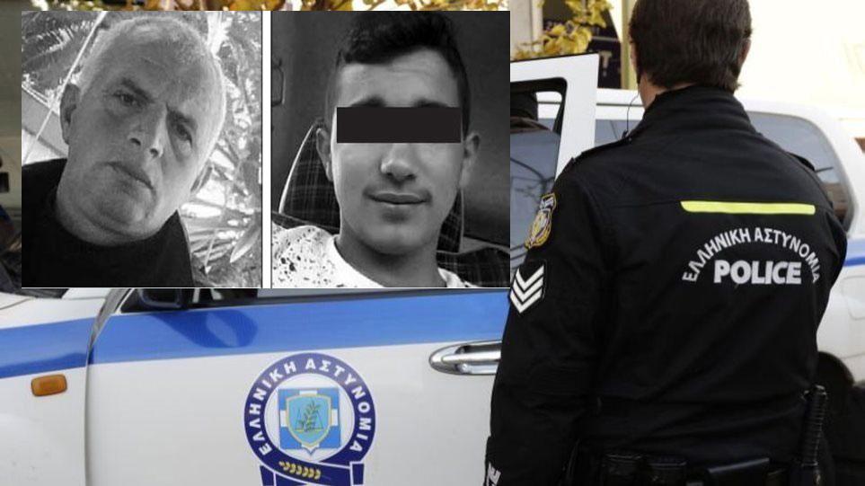 Sulejman Ismaili, dhe E. I.,  te arrestuar nga policia greke