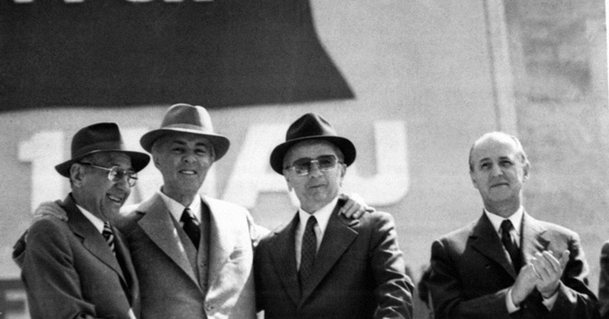 Enver Hoxha- MEhmet Shehu