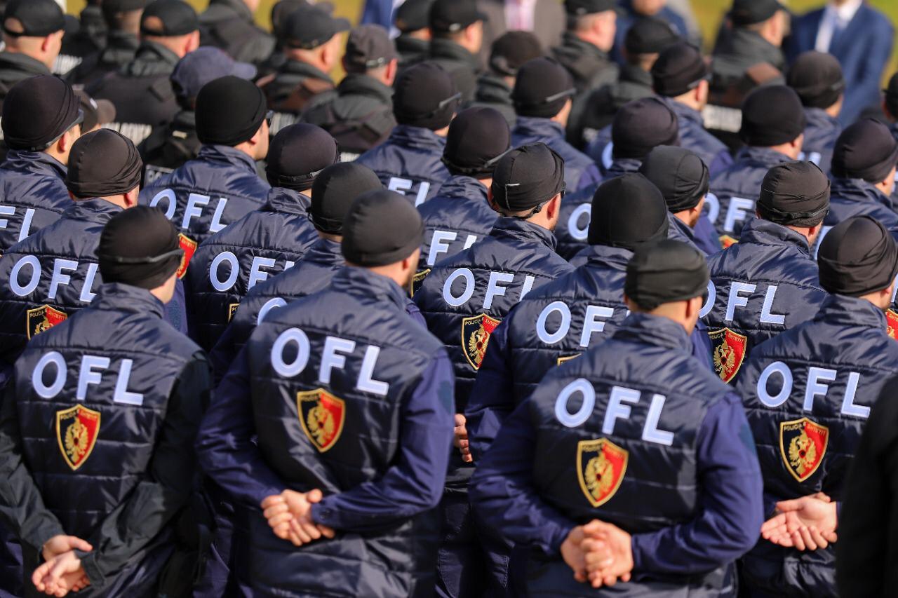OFL policia