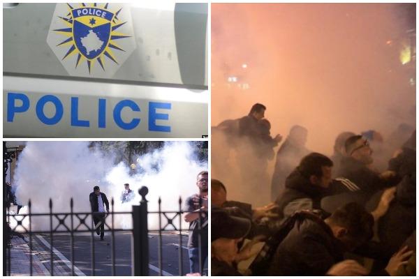Policia Kosoves gazilotsjelles