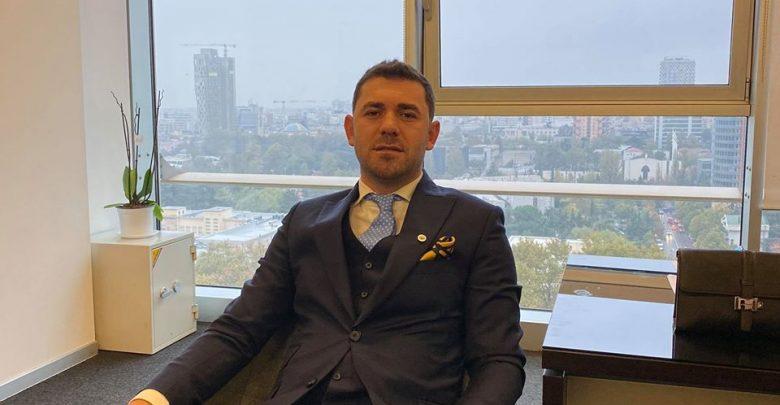 """Blerim Hoxha, administratori i """"Tosk Energji dhe Byllis Energji"""""""