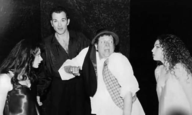 """Shfaqja """"Don Zhuani"""" vënë në skenën e Teatrit Kombëtar, në vitin 1996"""