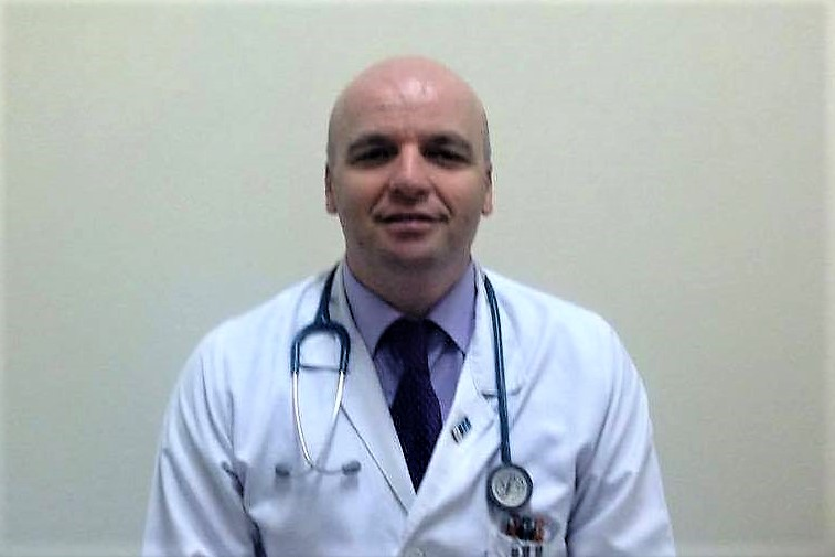 Mjeku, Dashamir Gjergji