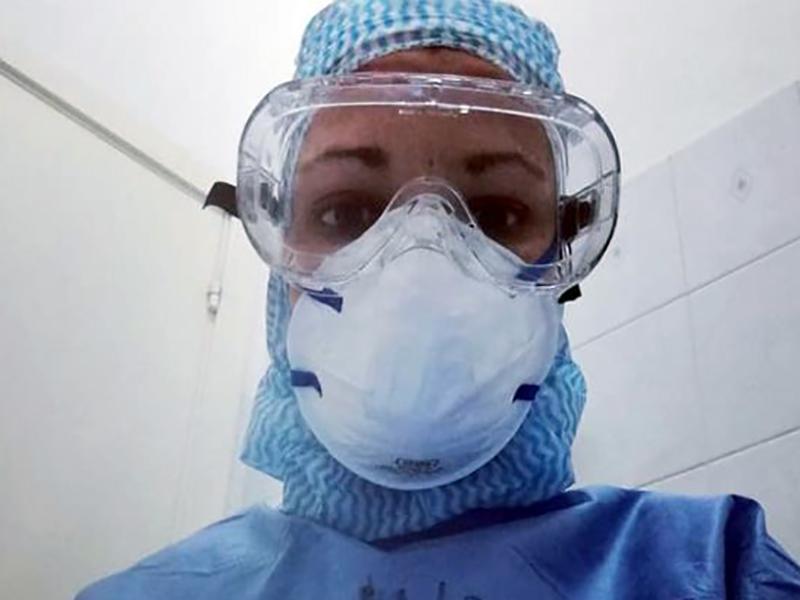 MichelaVenturiInfermiera