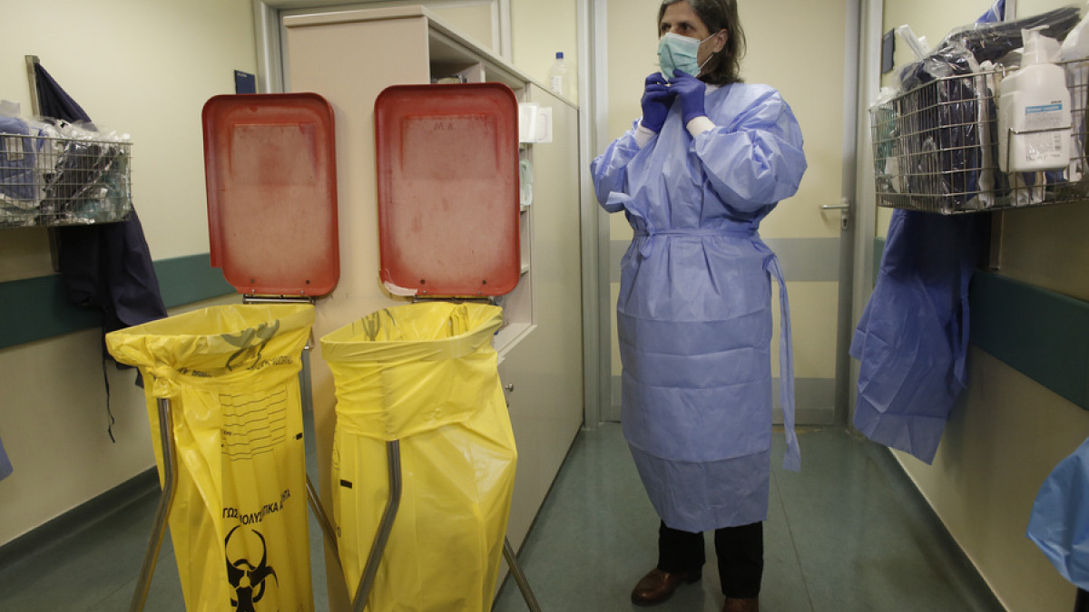 greqi viktim koronavirus
