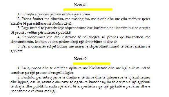 nenet e Kushtetutes1