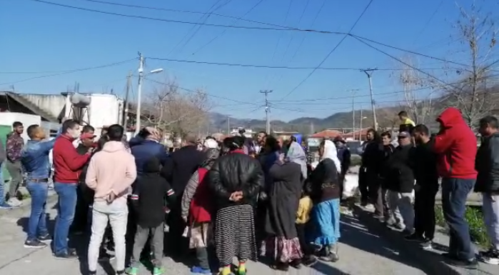 protesta rome koronairusi elbasan