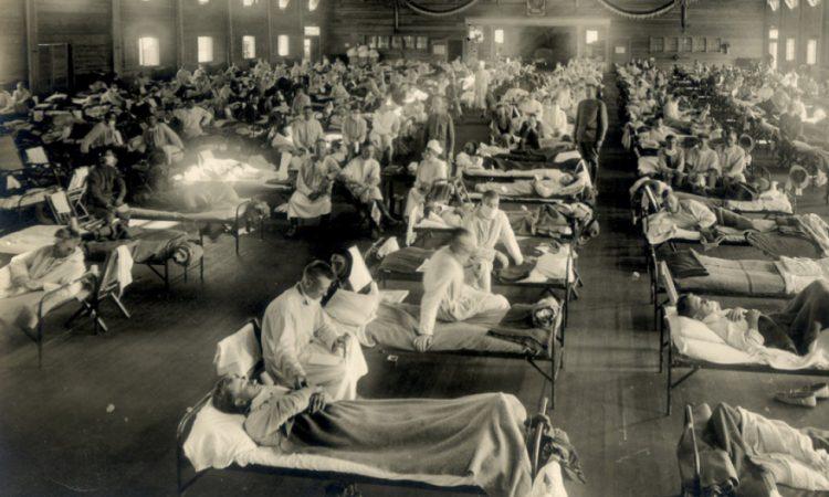 Foto nga gripi aziatik, 1957-1958