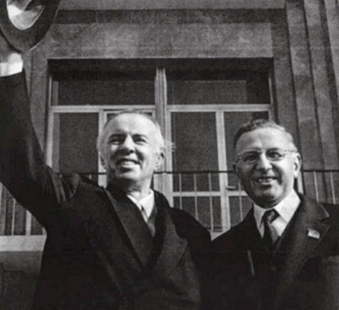Hoxha-Shehu