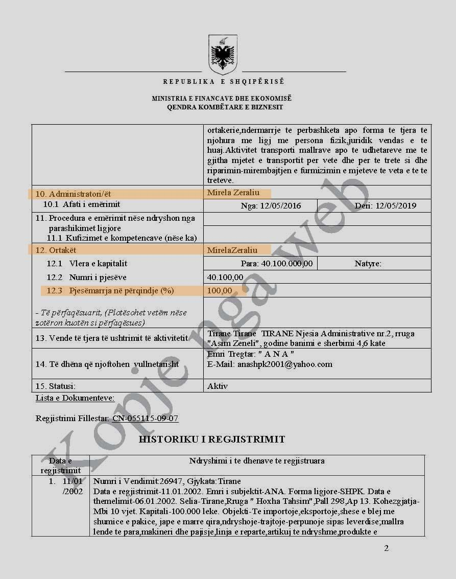 Kulla 25 kateshe ne Tirane-dokumentet-firma (2)