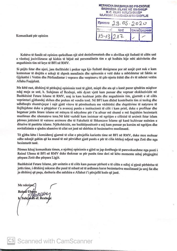 Letra e doreheqjes