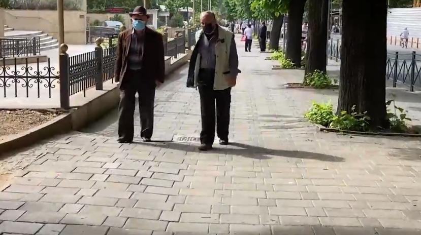 pensioniste koronavirus izolim kryeqytet5