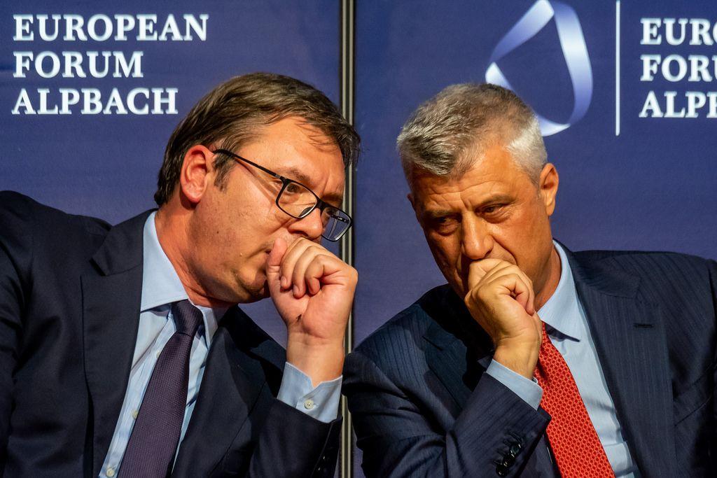Ish-këshilltari i Sigurisë Kombëtare i Trump: Shkëmbimi territorial nuk ishte ideja ime, ma kërkuan Thaçi dhe Vuçiç