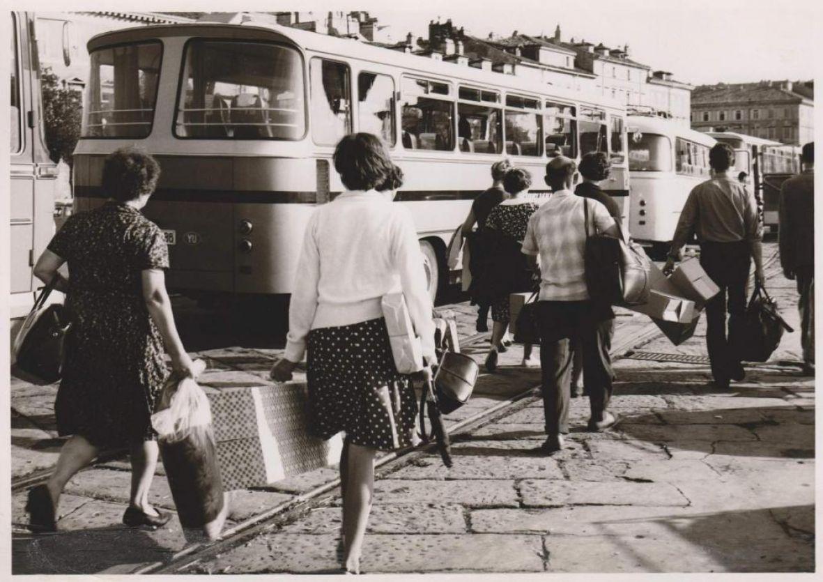 Ponterosso-Trieste-Yugoslavia