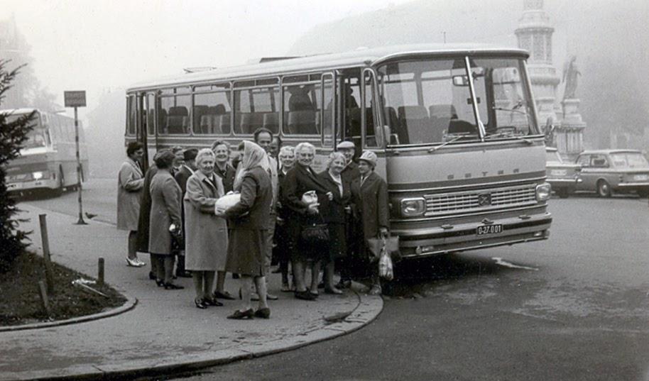 Setra-bus-in-Yugo-1971