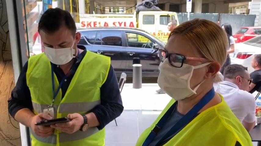 Masat/ Kryhen mbi 1 mijë inspektime në të gjithë vendin gjatë 24 orëve. Vendosen katër masa administrative