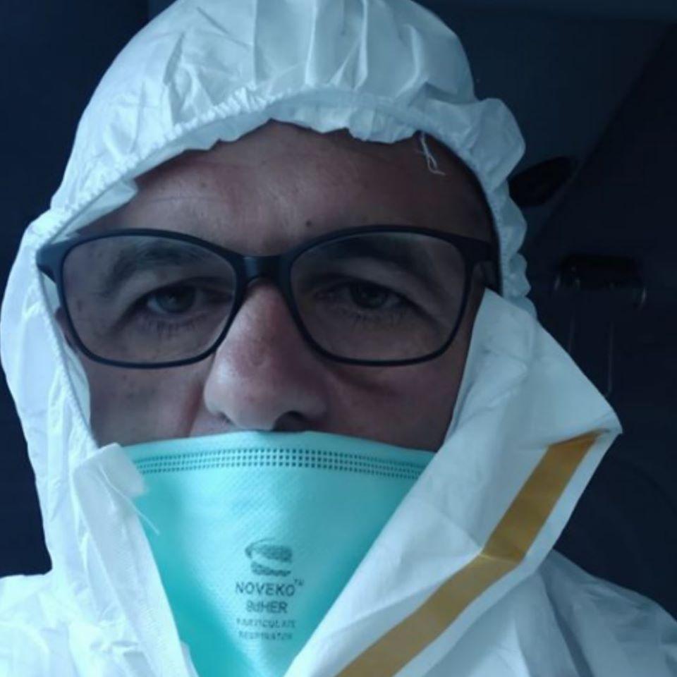 Mjeku me maske