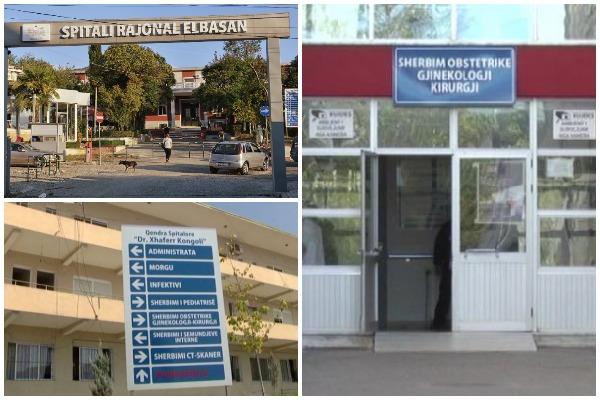 Spitali Elbasanit-Gjinekologjia