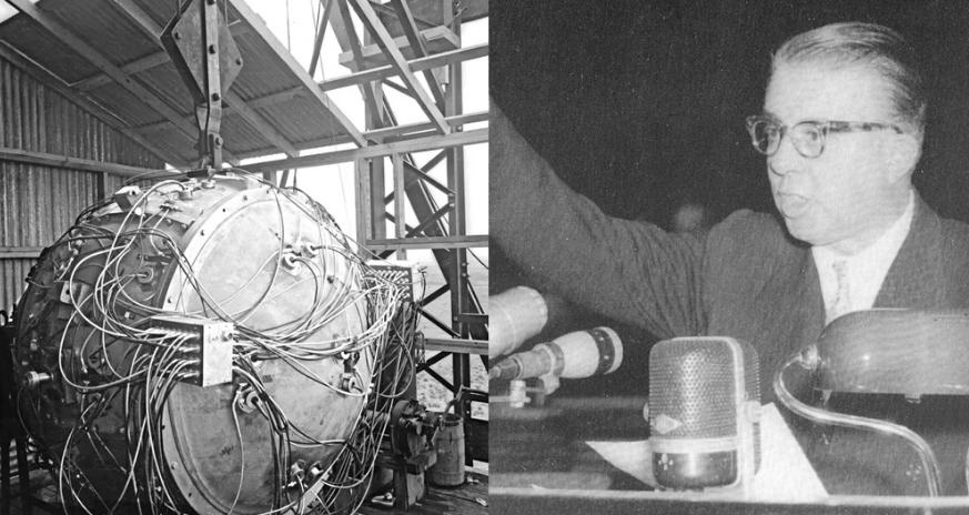 Dokumenti/ Ëndrra e Enver Hoxhës për të pasur bombën atomike, si e mashtruan në vitin 61. Firma e Mehmetit dhe dëshmia e Llambi Peçinit: Agjenti Rampa