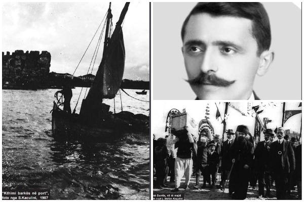 Shkrepja e rrallë e Adriatikut/ Si u realizua fotografia interesante e vitit 1907, në Durrës nga fotografi i Nolit e Gurakuqit