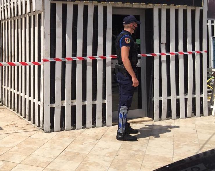 policia durres sekuestrim