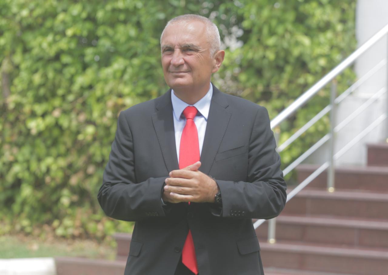 presidenti Ilir Meta