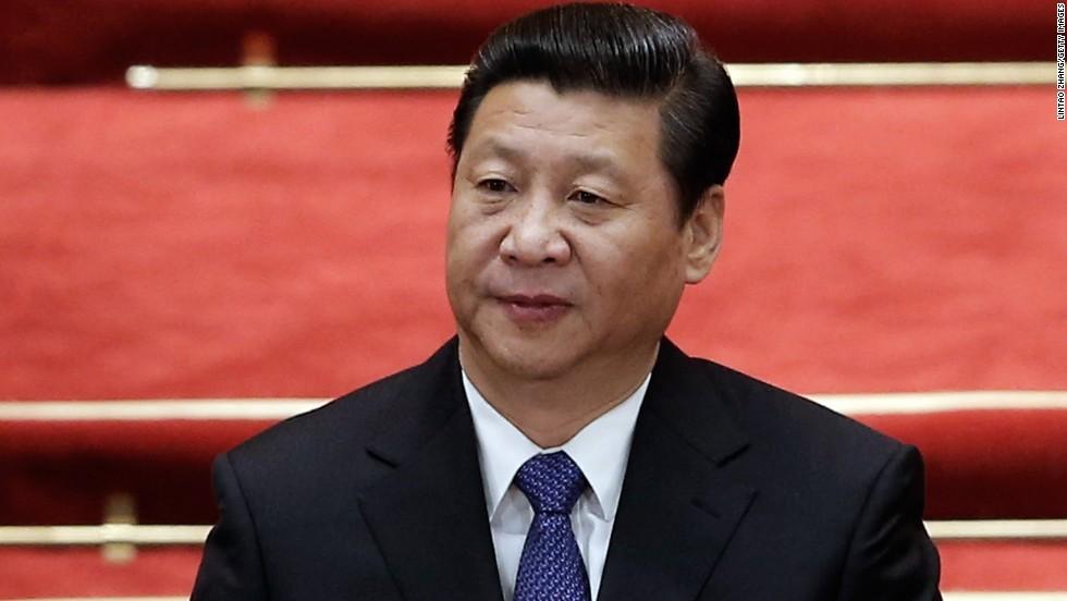Presidenti Kinez Xi Jinping