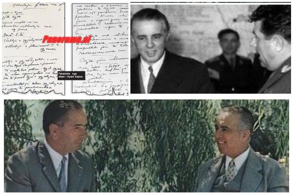 Enver Hoxha-Mehmet Shehu-Ditari-Hysni-Kapo-COver