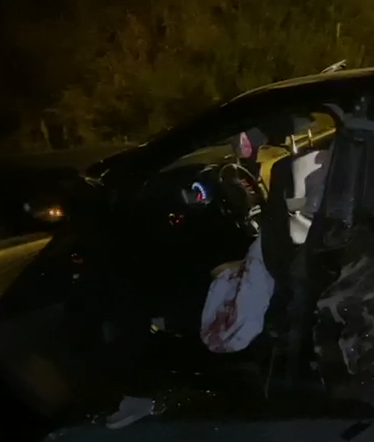 aksident 45