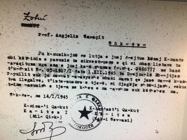 dokumenti i kapiten Sabri Sevranit5