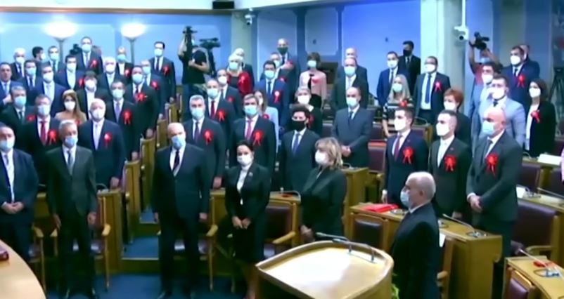 parlamenti i malit te zi