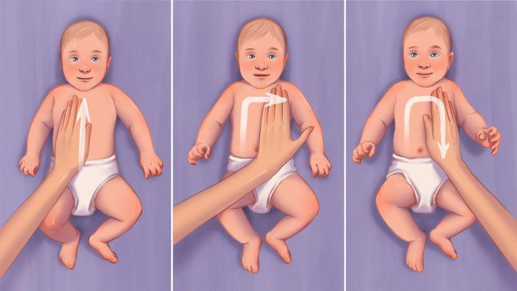 masazhi tek foshnjat (3)