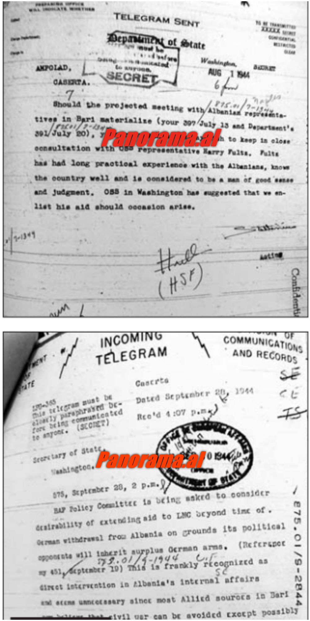 Dokumentet arkiva-Paskal Milo