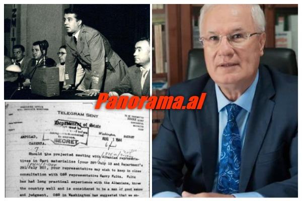 Milo dokumentet enver hoxha