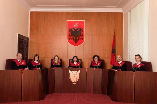 Gjykata Kushtetuese shqiptare mars 2021