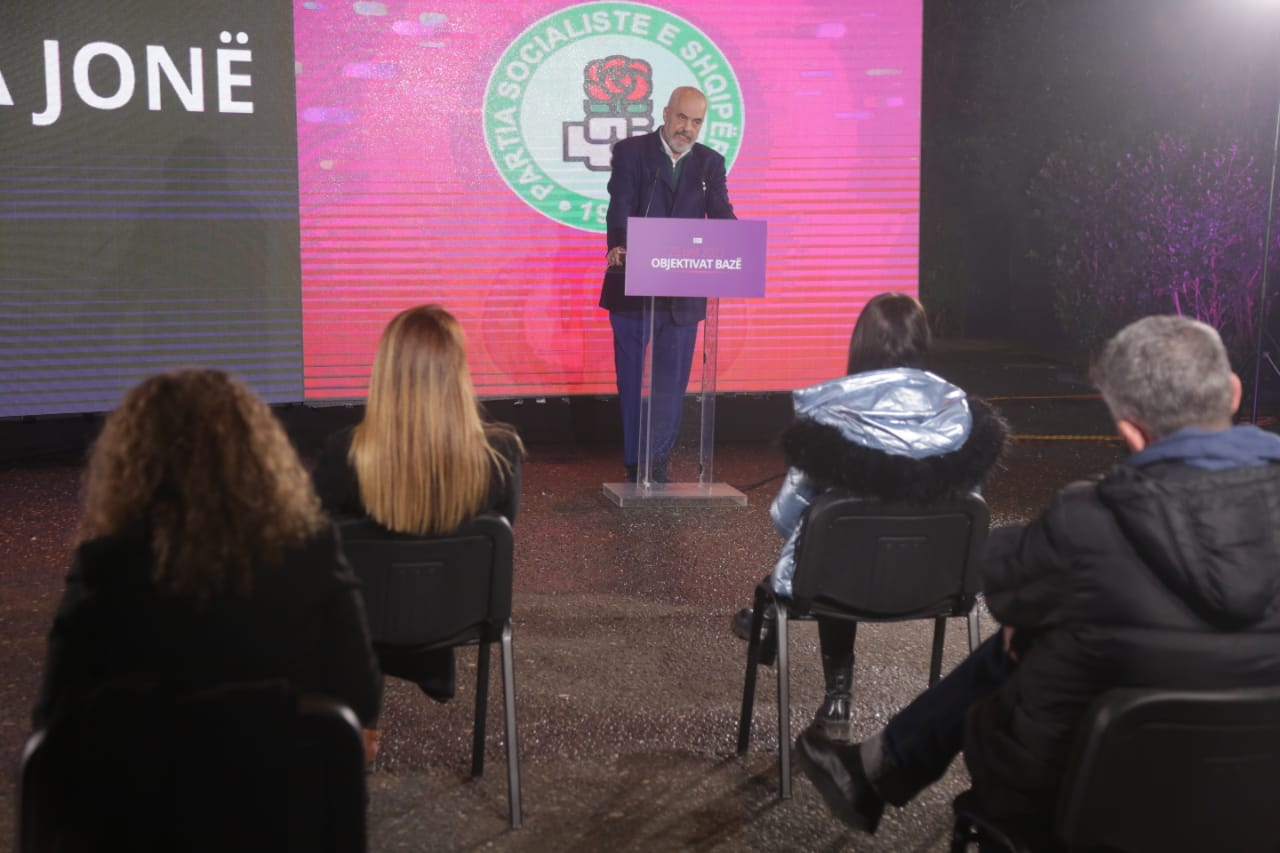 Rama prezantimi kandidatet zgjedhjet 25 prilli-  (10)