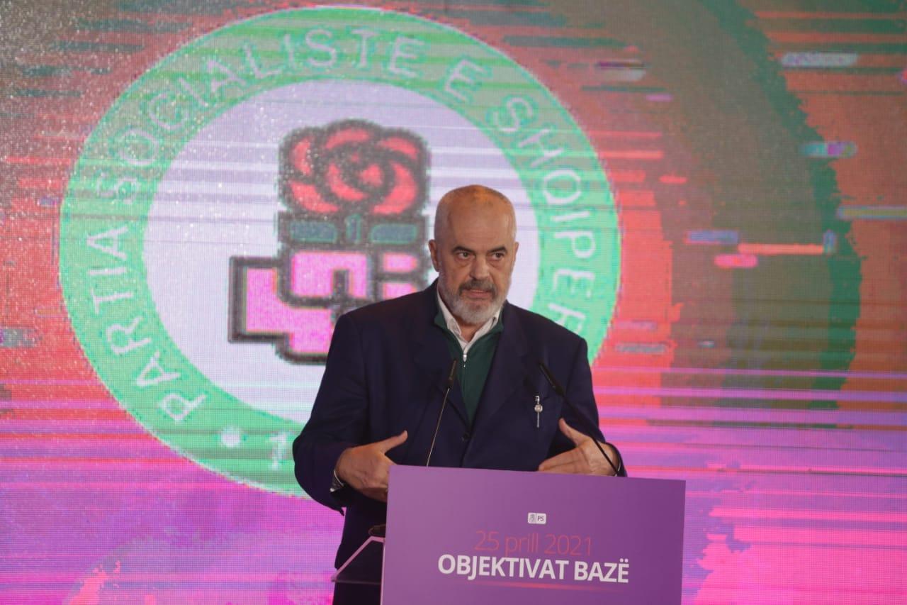 Rama prezantimi kandidatet zgjedhjet 25 prilli-  (20)