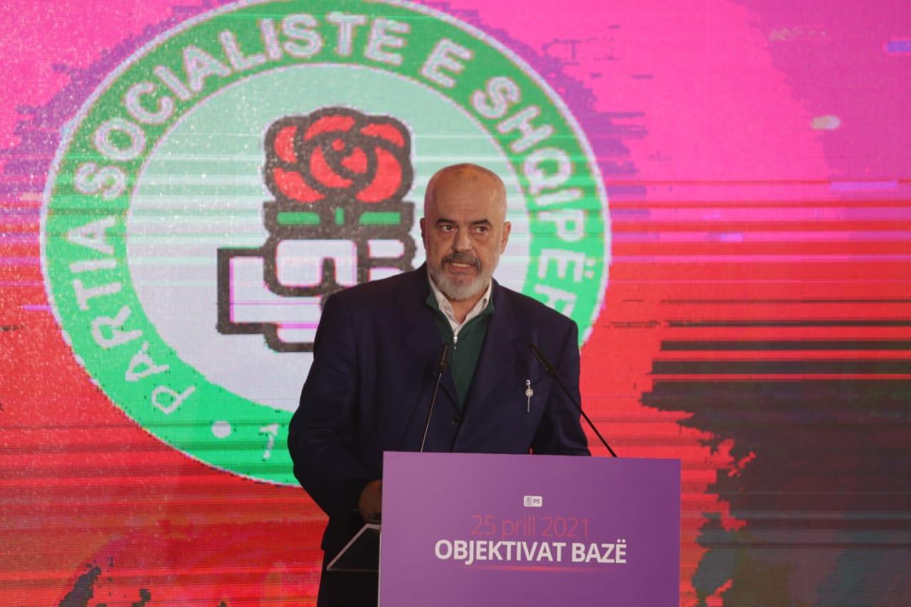 Rama prezantimi kandidatet zgjedhjet 25 prilli-  (21)