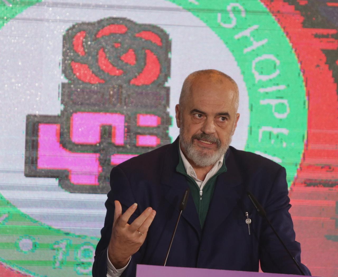 Rama prezantimi kandidatet zgjedhjet 25 prilli-  (22)