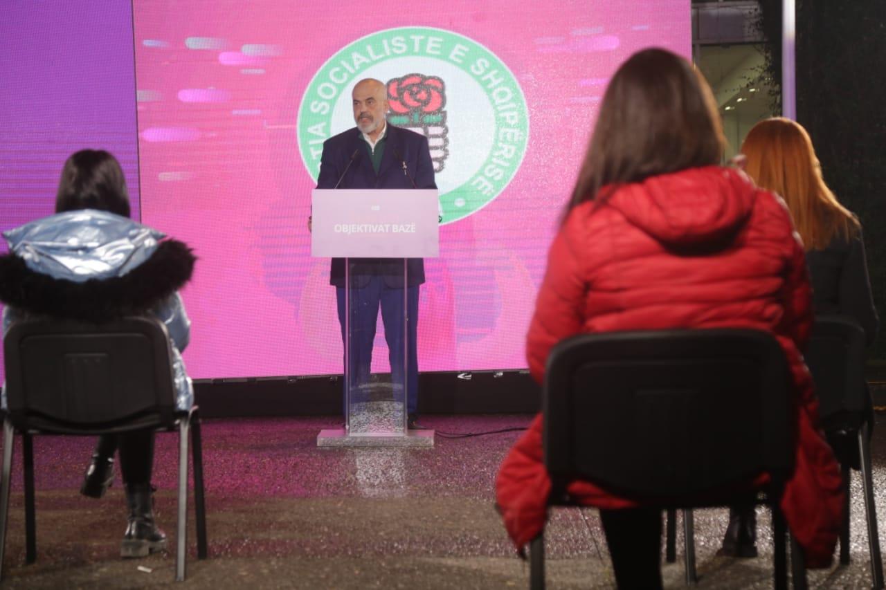 Rama prezantimi kandidatet zgjedhjet 25 prilli-  (7)