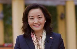 Yuri Kim-Ambasadorja-SHBA-30-vjetori