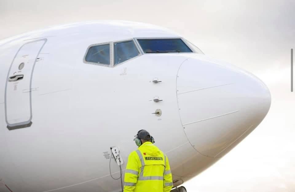 rinas avion fluturime